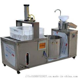 浆渣自动分离机磨浆机燃气豆腐机生产厂家
