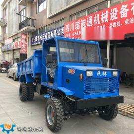 四驅拖拉機,四驅工程車