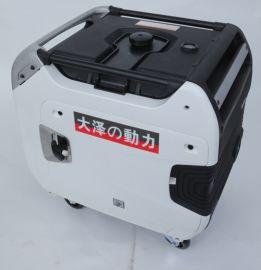 房车改装5kw数码变频发电机