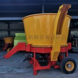 大型草捆粉碎機,圓盤草捆粉碎機廠家直銷