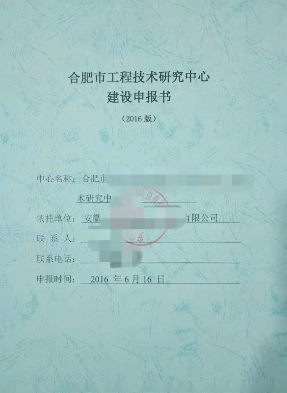 安徽省合肥市可行性研究报告专业代理机构