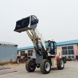 水泥搅拌装载机多功能自动搅拌斗混凝土搅拌速成