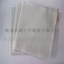 直销长丝土工布 涤纶短纤土工布 湖南土工布