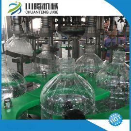 全自动大桶桶装水生产线 桶装水生产设备 饮料灌装机