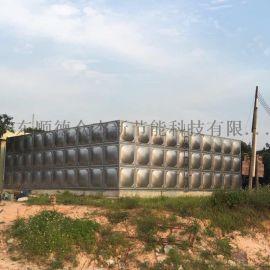 南阳不锈钢保温水箱 组合式水箱 焊接式水箱内衬水箱