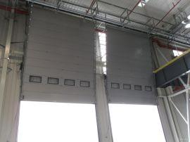 工业自动门 垂直提升门 电工工业提升门厂家