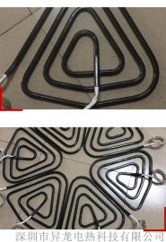 不锈钢三角形电热管