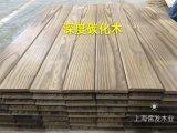 上海厂家直销深度碳化木,儒发木业深度碳化木