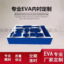 环保防震防碰撞雕刻EVA内衬包装盒
