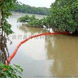 水電站攔污浮標河道水面掛網攔污浮筒浮體