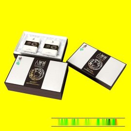 呼伦贝尔包装盒订做 天地盖礼盒精品盒厂