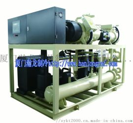 工业低温复叠冷冻机组 复叠低温冷冻机