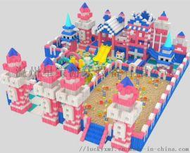 大型積木軟體epp積木樂園 幼兒園搭建兒童益智玩具