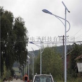 直销 6米7米8米太阳能路灯 厂区小区路灯