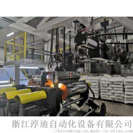 淳迪PP/PS片材挤出生产线 多层片材设备片材机