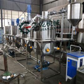 食用油加工设备 精炼油设备 油坊精炼机