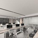 九江新科辦公室裝修設計案例