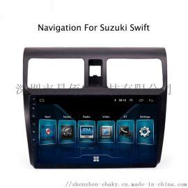 车载GPS导航适用于铃木雨燕