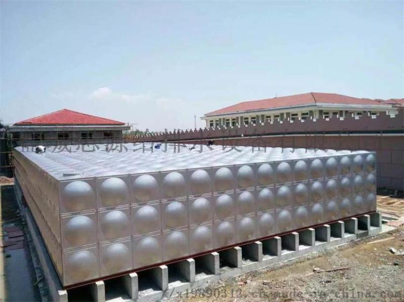 双向加固地埋式BDF箱泵一体化水箱