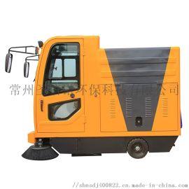圣倍诺工业路面清扫车2000B