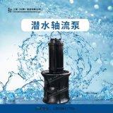 惠州井筒式800QZ-75KW潜水轴流泵
