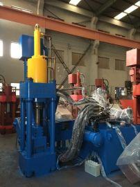 专业制造金属屑压块机,生铁屑压块机SBJ-150