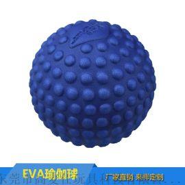 EVA研磨热压瑜伽球多色