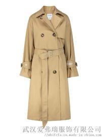 女装市场拿货M9卫衣20年冬装新款女式风衣外套