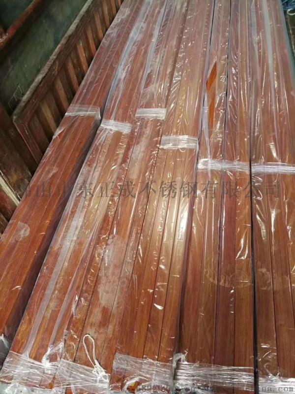 江西不锈钢彩色管镀色厂家,光面304不锈钢彩色管