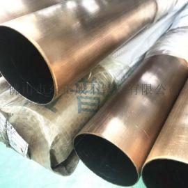 广州彩色不锈钢管,彩色不锈钢圆管