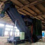 通畅集装箱卸灰机 粉煤灰环保中转设备 翻箱卸料机