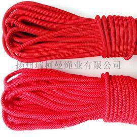 现货供应尼龙双层编织绳