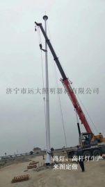 淄博升降式高杆灯专业生产
