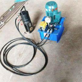 持式钢筋冷挤压机   钢筋液压机挤压连接机