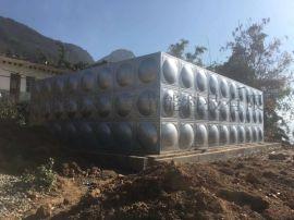 南阳304不锈钢保温水箱 焊接式水箱厂家组合式水箱