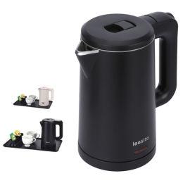 酒店宾馆电烧水壶联思图品牌酒店客房用品电热水壶