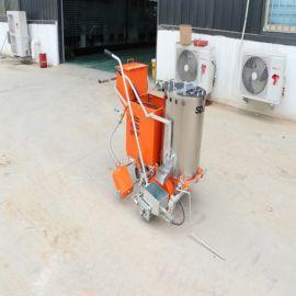 全自动路面热熔划线一体机 手推式热熔划线机