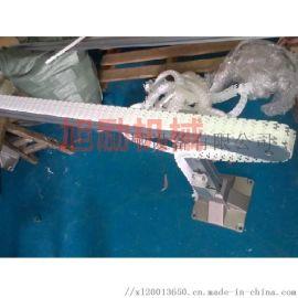 旭励63柔性链输送机转弯齿形链传送机链板输送带