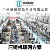 广州德诚智能科技-压铸机联网系统-设备联网系统