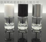 8ML指甲油空瓶3M膠水瓶補漆瓶助粘劑玻璃液體腮紅分裝瓶