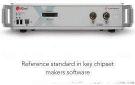 IQxle160发射机频谱平坦度测试