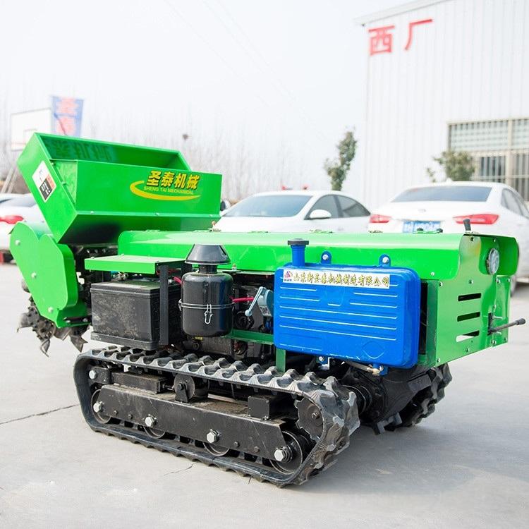 旋耕开沟机 农用开沟机 施肥开沟机生产厂家