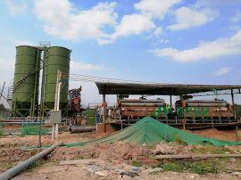 大型盾构泥浆处理设备 污泥带式压滤机