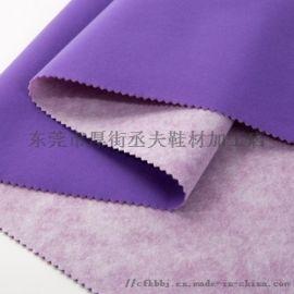 环保绒布自粘背胶  优质背胶绒布定制
