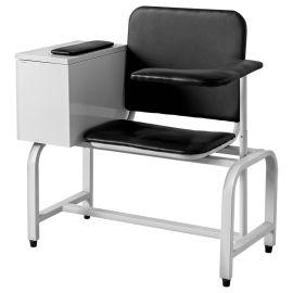 SKE090 碳钢采血椅 手动采血椅 透析椅