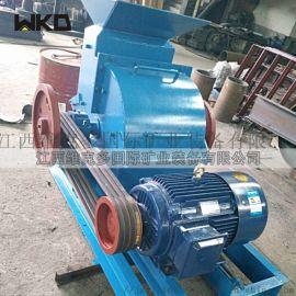 炉渣打砂机 600*600锤式打砂机 煤矸石粉碎机