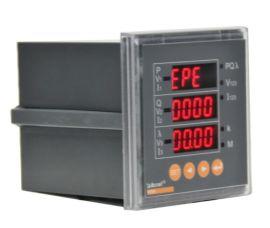厂家PZ80-E4/H谐波电能表开孔76*76