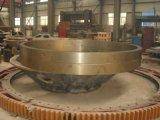 烘干机滚圈铸钢配件的加工标准合格规范