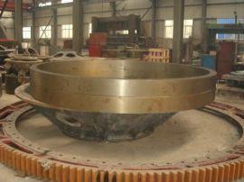 烘幹機滾圈鑄鋼配件的加工標準合格規範