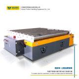 低壓供電電動平車車間重型工件轉運軌道平板車電動功率